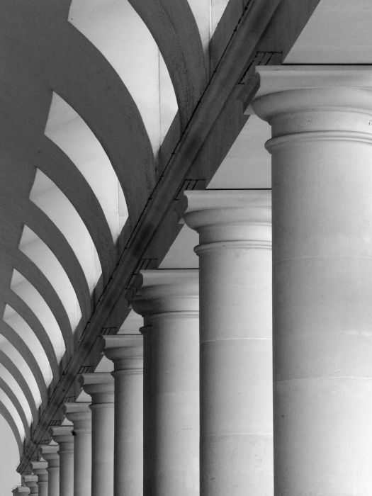 photoblog image Pillars of Permanence